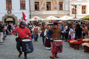 Slavnostní zahájení, ceremonie, průvod, příjezd soumarů @ Prachatice | Jihočeský kraj | Česko