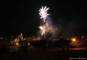 Pyrotechnická show