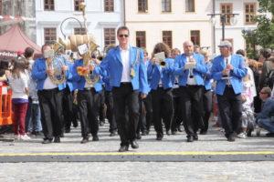 Dechový orchestr Prachatice