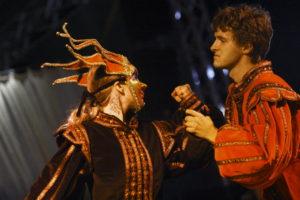 Červená maska – výpravné taneční drama z renesančních Benátek