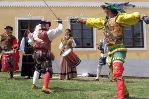 Skupina historického šermu Fedrfechtýři